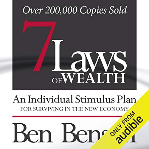 7 Laws of Wealth audiobook cover art