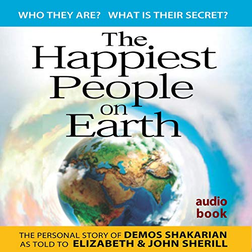 The Happiest People on Earth  By  cover art
