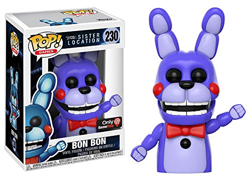 Figura Pop Five Nights at FreddyS Sister Location Bon Bon Exclusive