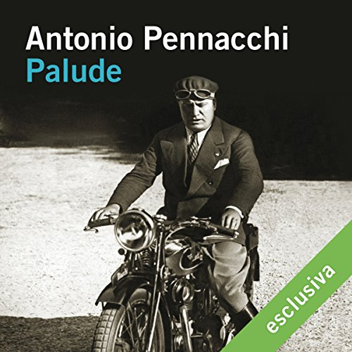Palude audiobook cover art