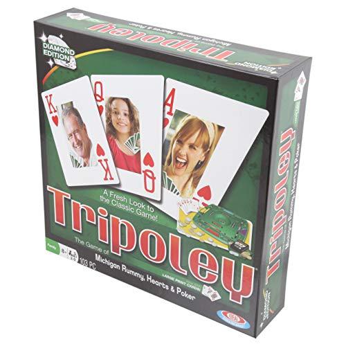 tripoli juego de mesa fabricante Ideal Classics