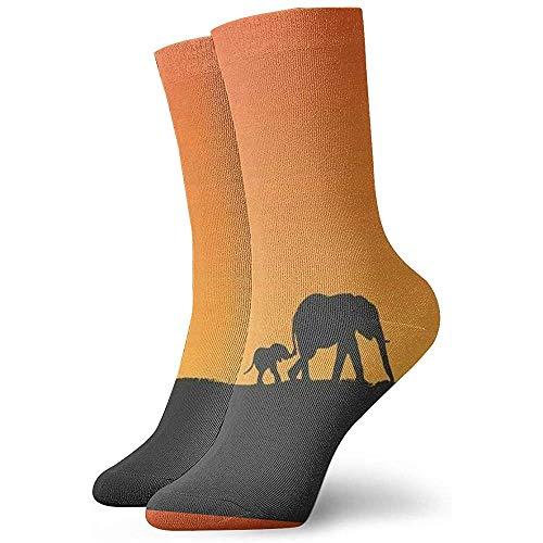 Tammy Jear Calcetines reforzados para hombres y mujeres Calc
