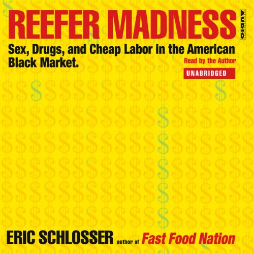 Reefer Madness audiobook cover art