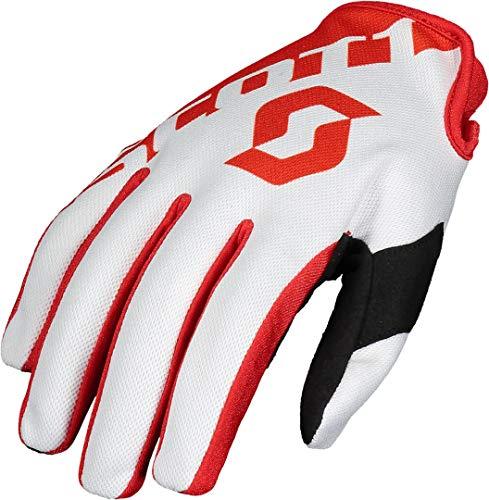 Scott 250 Gant Rouge/Blanc