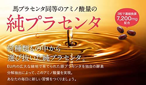 FUWARI(フワリ)1袋(30日分)プラセンタサプリヒアルロン酸ビタミンEセラミド美容日差しに負けない太陽対策にも