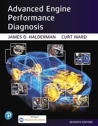 Advanced Engine Performance Diag...