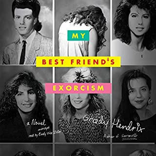My Best Friend's Exorcism     A Novel              By:                                                                                                                                 Grady Hendrix                               Narrated by:                                                                                                                                 Emily Woo Zeller                      Length: 10 hrs and 11 mins     1,173 ratings     Overall 4.0