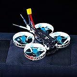Hélicoptère Télécommandé RC Quadcopter Drone RTF RC Toy,iFlight CineBee 75HD Drone de Course Mini Quadricoptère d'intérieur FPV 75mm Whoop
