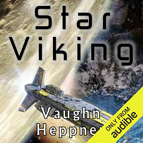 Star Viking audiobook cover art