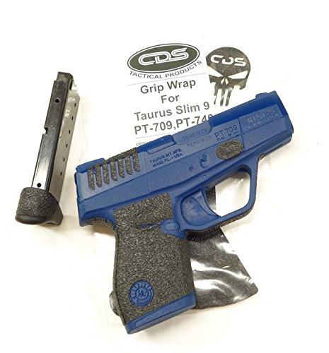 Premium Grip Wrap for Taurus Slim 9 PT-709, PT-740
