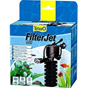 Tetra FilterJet 600 leistungsstarker Aquarium Innenfilter mit Sauerstoffanreicherung, Aquarium Filter für Aquarien bis 170 L