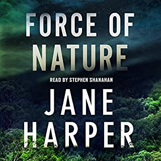 Force of Nature     A Novel              De :                                                                                                                                 Jane Harper                               Lu par :                                                                                                                                 Stephen Shanahan                      Durée : 9 h et 3 min     1 notation     Global 4,0