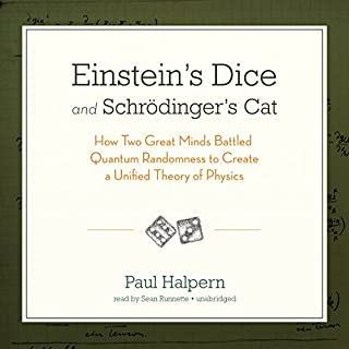 Einstein's Dice and Schrödinger's Cat cover art