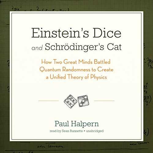 Einstein's Dice and Schrödinger's Cat audiobook cover art