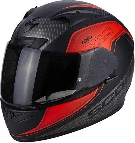 Preisvergleich Produktbild Scorpion Helm Motorrad exo-710 Air Mugello,  mehrfarbig