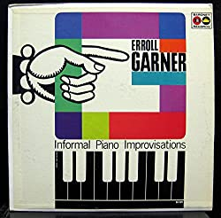 Informal Piano Improvisations