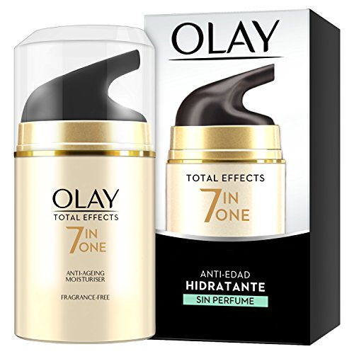 OLAY Total effects 7 en 1 crema hidratante sin perfume caja 50 ml