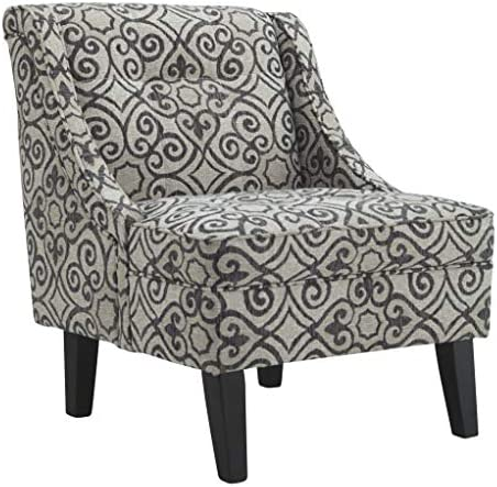 Signature Design by Ashley Kestrel Wrought Patterened Accent Chair Iron product image
