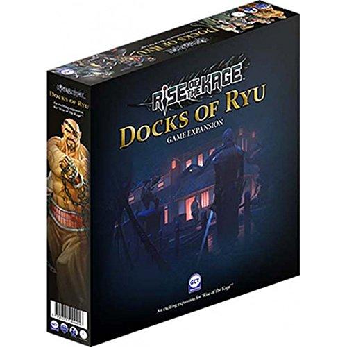 Rise of the Kage - Docks of Ryu Erweiterungsspiel (GCT Studios) - Board Game