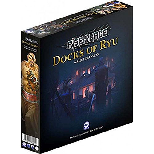 Rise of the Kage - Docks of Ryu Erweiterungsspiel (GCT Studios) - Board Game