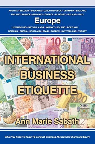International Business Etiquette: Europe