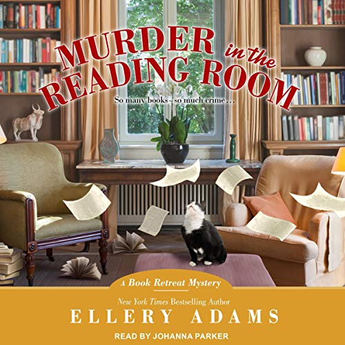 Murder in the Reading Room cover art