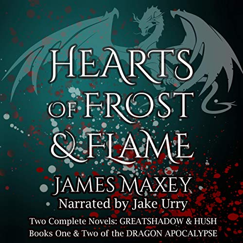 Page de couverture de Hearts of Frost & Flame (Books One and Two of the Dragon Apocalypse)