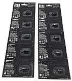 10 Black Compatible XE-A102 XEA102 Cash...