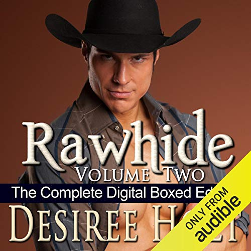 Rawhide, Volume Two cover art