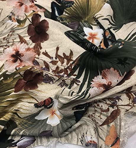 Tela decorativa por metros de hilo peine-hilado de lana de alta densidad de color gris oscuro claro y oscuro.