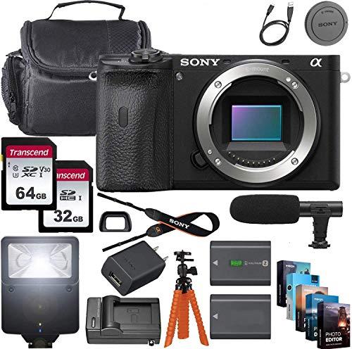 Sony Alpha a6600 Mirrorless Digital Camera 24.2MP...