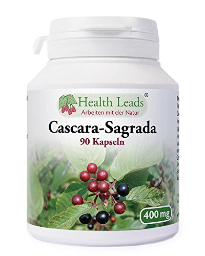 Cascara-Sagrada-Rinde 400 mg x 90 Kapseln