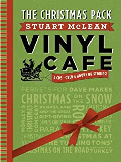 Vinyl Cafe Christmas Pack 4CD by Stuart Mclean (B0098GEHYW) | Amazon price tracker / tracking, Amazon price history charts, Amazon price watches, Amazon price drop alerts