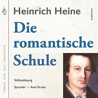 Die romantische Schule Titelbild