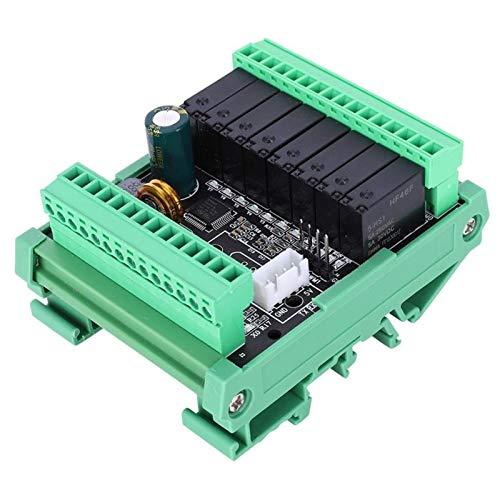 ZhengELE stepper driver FX2N-20MR-TTL WS2N-20MR-TTL-Z-S Small PLC Industrial Control Board Programmable Logic Controller Electrical Parts