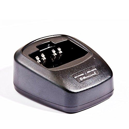 Midland - Cargador sobremesa rapido para alan midlan ct 710 ct 210 ct 410 ct 200 ct 400 ct 32 sh incluye alimentador de red