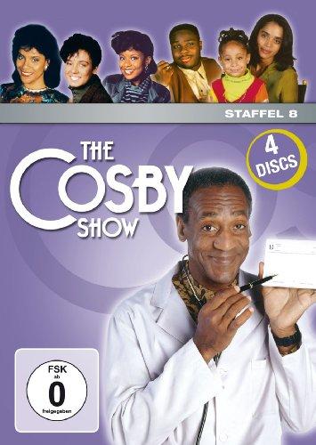 Die Bill Cosby Show - Staffel 8 (4 DVDs)