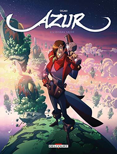 Azur T02: L'Oiseau sacré