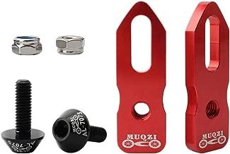 Toygogo V Brake Extend Convert Seat Wheel Group Conversion Pads Screws Nuts