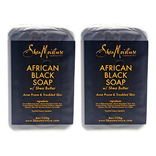 Shea Moisture African Black Soap Bar Soap