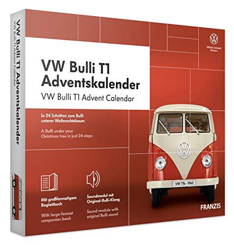VW Bulli T1 Calendrier de l Avent