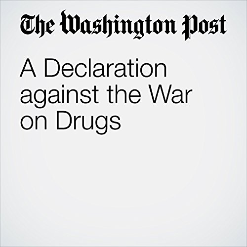 A Declaration against the War on Drugs audiobook cover art