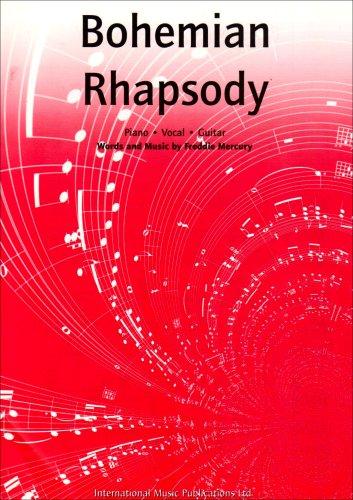 Bohemian Rhapsody: (Piano/vocal/guitar Singles)
