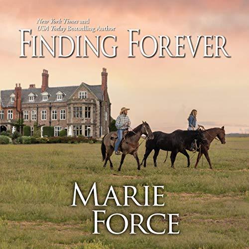 Page de couverture de Finding Forever