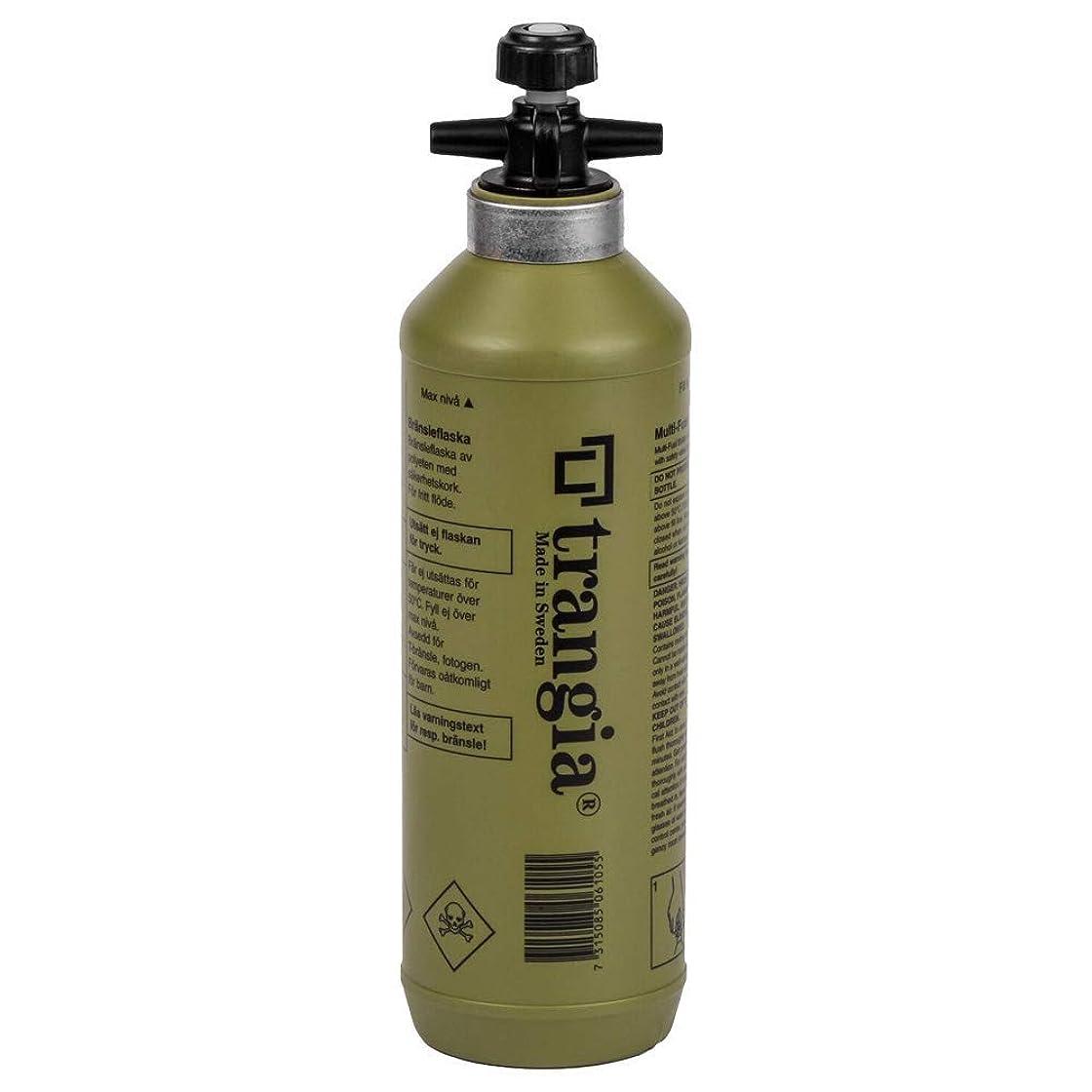 ベスビオ山好きである革命trangia(トランギア) フューエルボトル 0.5L アルコールバーナー用 燃料ボトル
