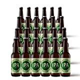 Pack de cerveza artesana | IPA 5,2% Alc. 24 unidades. Cervezas Albero