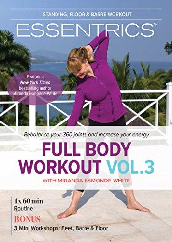 ESSENTRICS Full Body Workout Vol. 3 with Miranda Esmonde-White