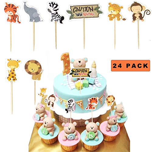 Coco Cupcake Gâteau Toppers Anniversaire Ballon Fournitures Décoration Topper Toy