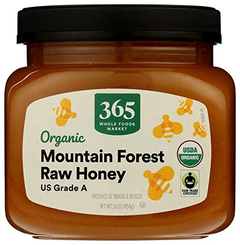 365 by Whole Foods Market Mountain Forest Raw Honey