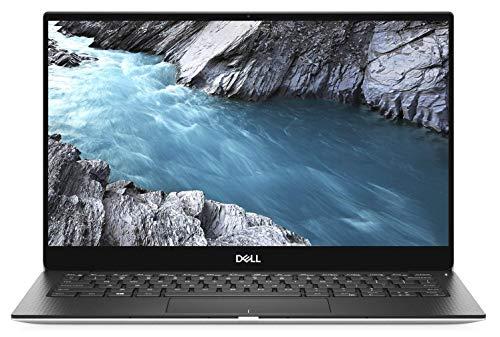 """Dell XPS 13 9380, 13.3"""" 4K UHD (3840X2160) Multi-Touch IPS Display, Intel Core i7-8565U, 512GB SSD, 16GB RAM, Fingerprint Reader, Silver (Renewed)"""
